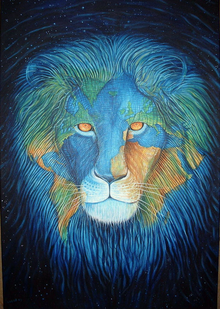 Earth Lion Consciousness