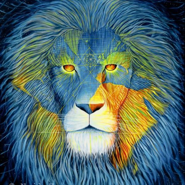 Christ Lion2