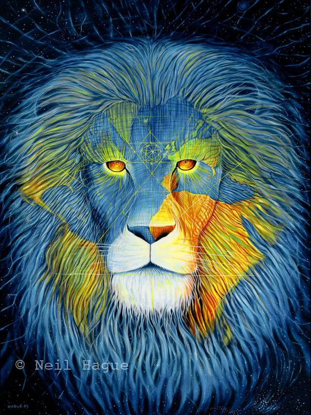 Christ Lion Consciousness