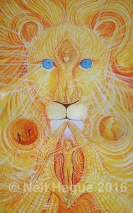 Lions f Durga
