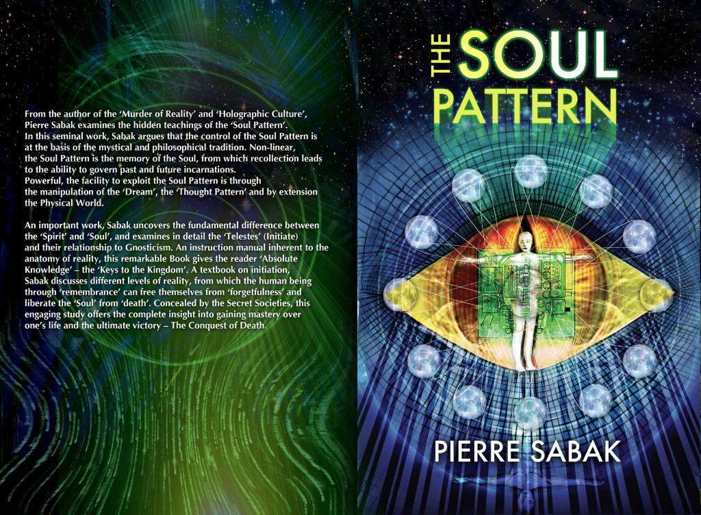The Soul Pattern Cover