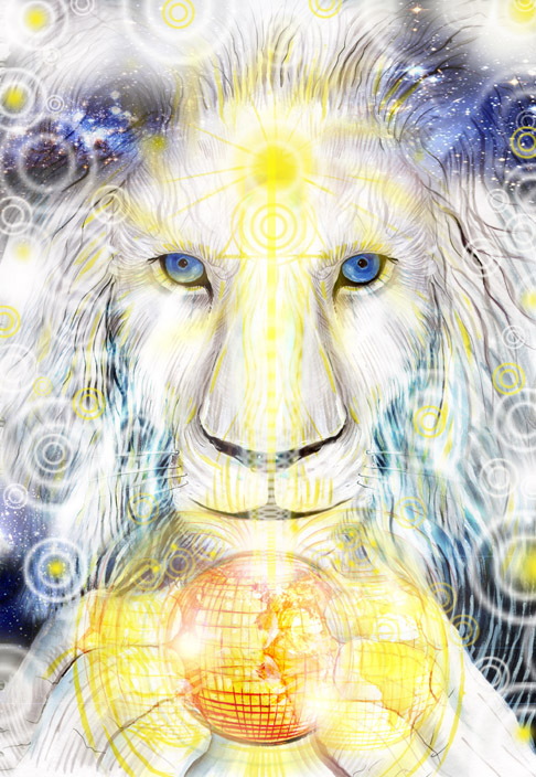 White Lion Consciousness