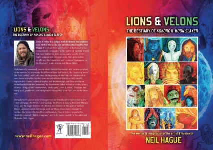 Lions and Velons Book Cover