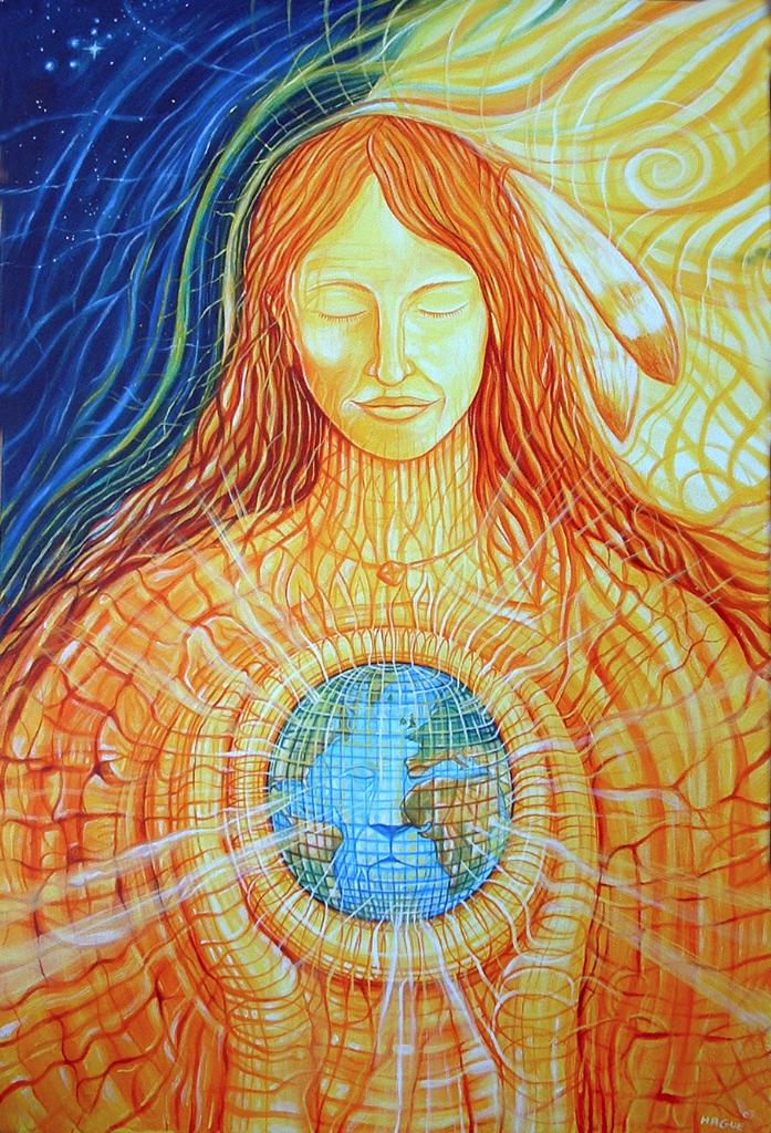 Sun Woman