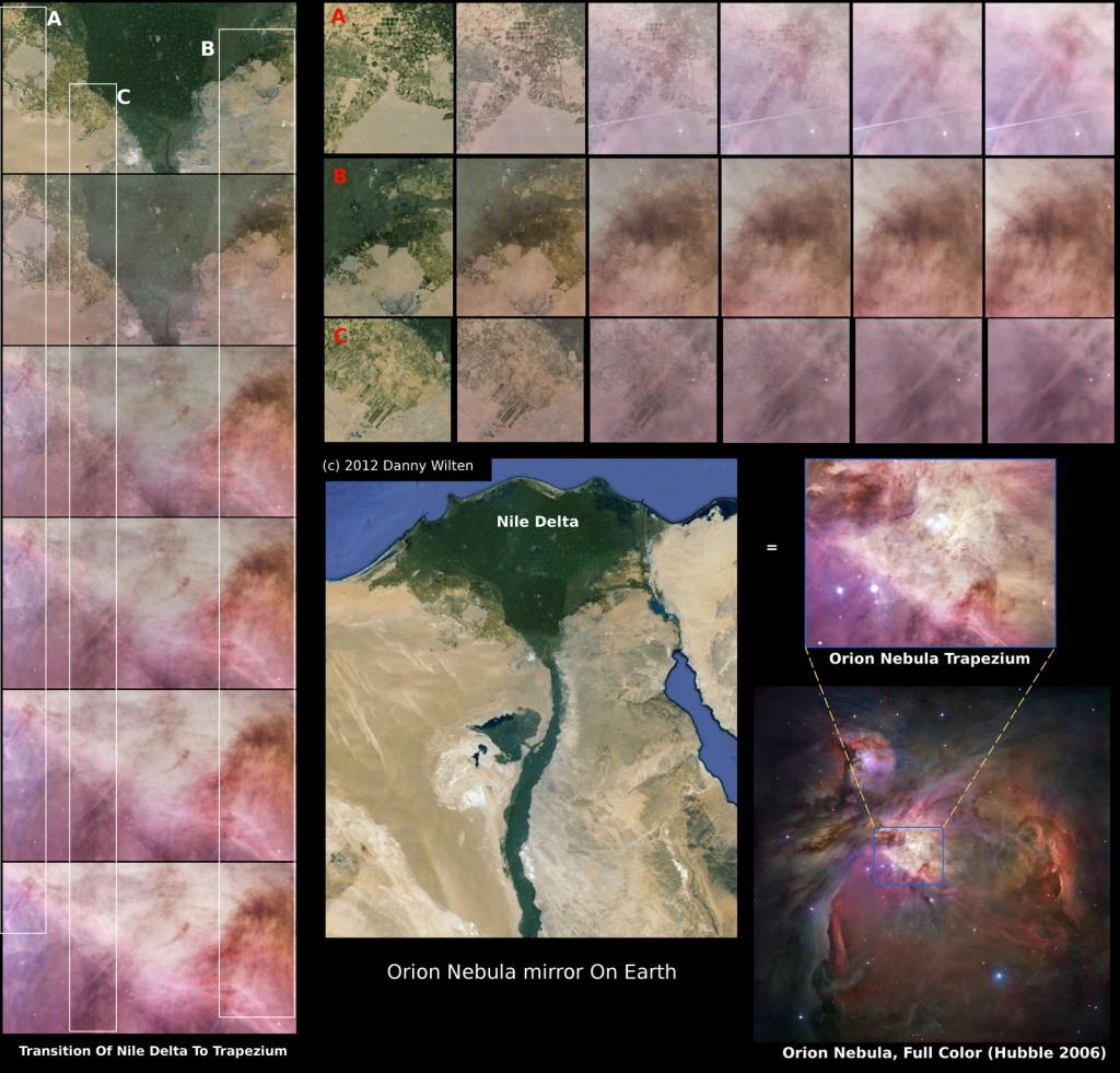 orion_nebula_mirrors_nile_delta_in_egypt_by_dannywilten-d5w9omi