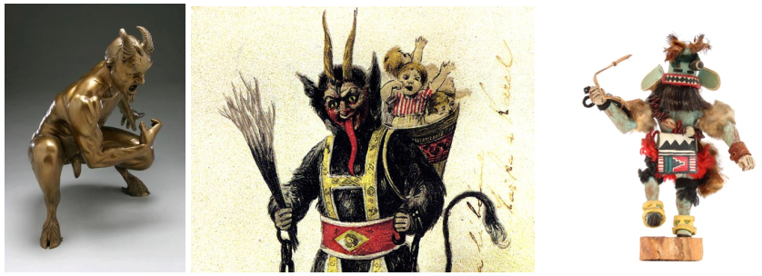 Pan & Krampus
