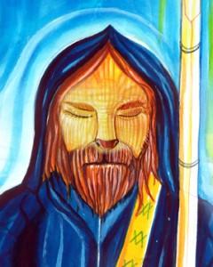 Priest of manu face