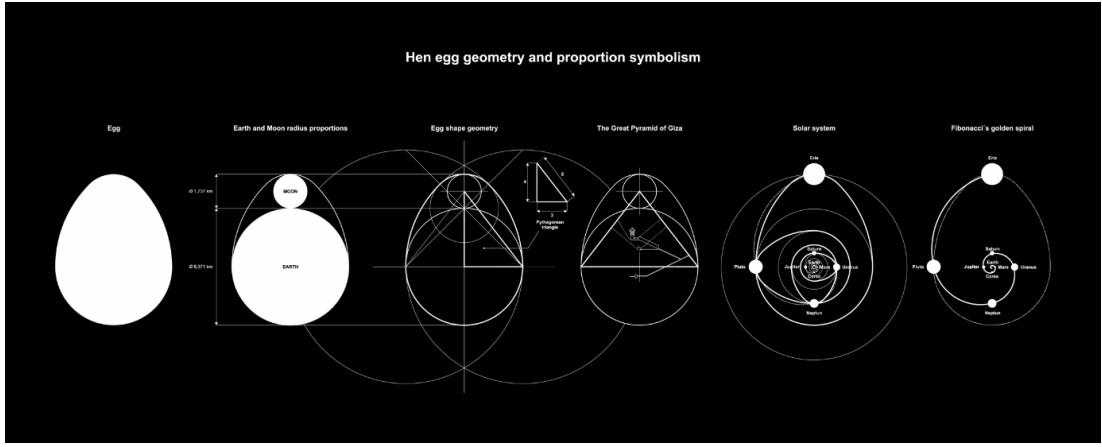 egg geometery