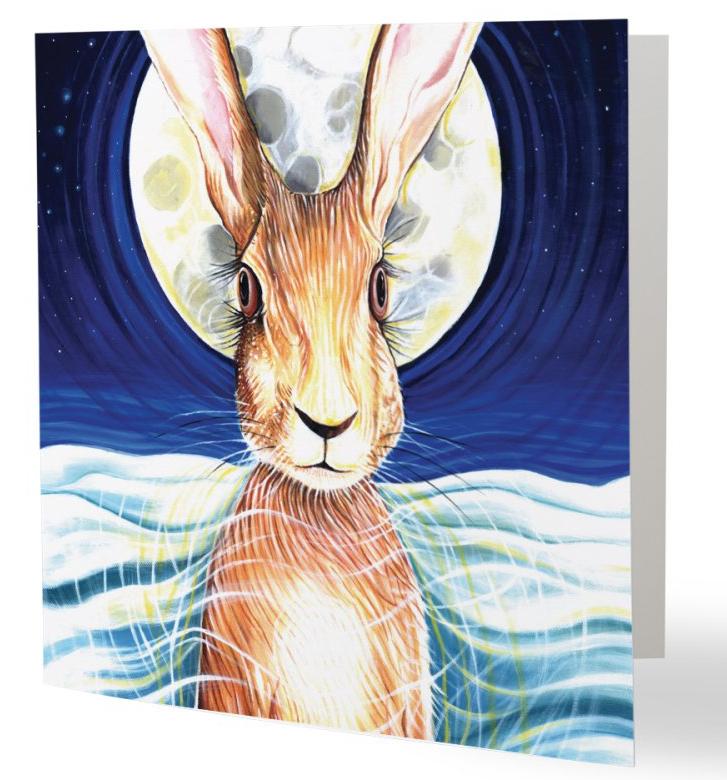 Hare card