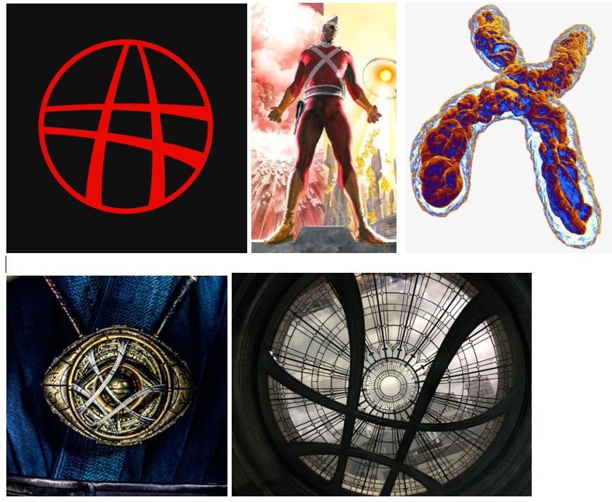 X-Eye symbolism
