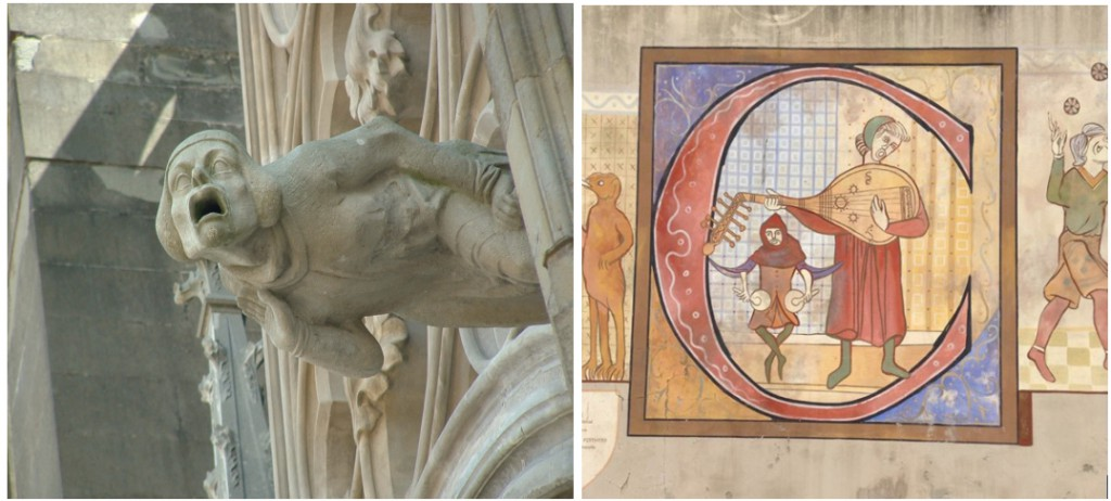 Carcassonne art