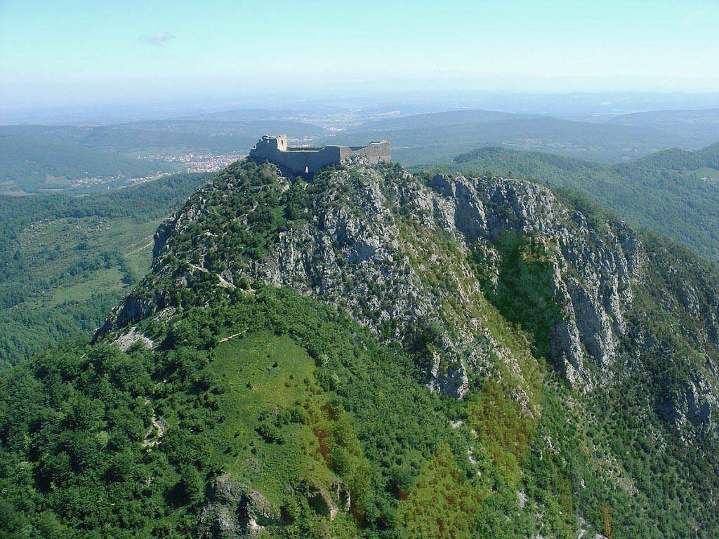 Montsegur-hike