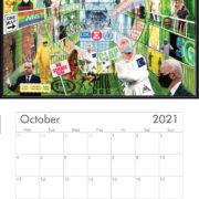 Covid October