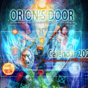Orion's Door Calendar 2021lr